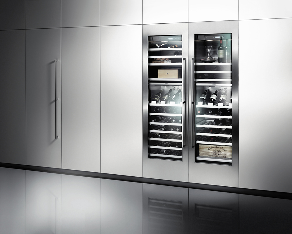 gaggenau modular fridge